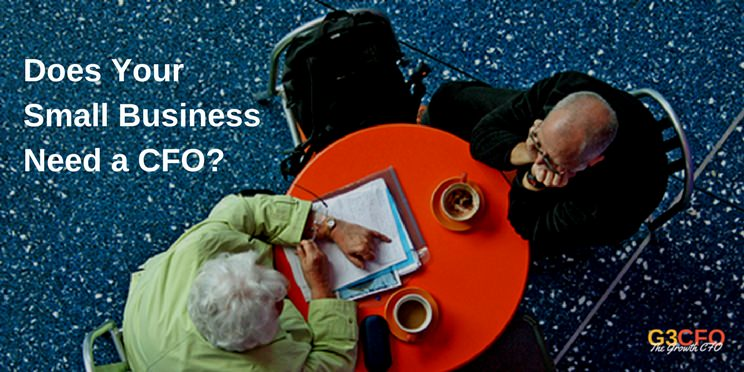 Does Your Small Biz Need a CFO?