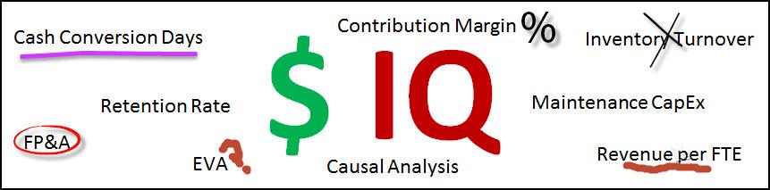 Cash IQ Test