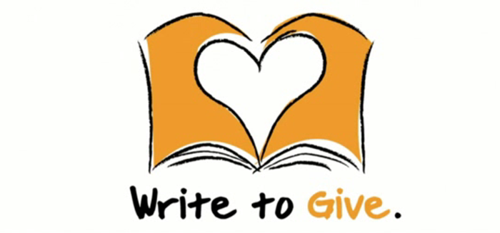 Write to Give