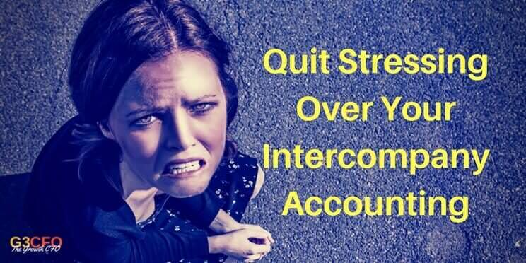 No More Stressing Over Intercompany Accounting