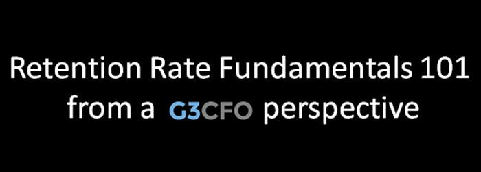 Retention Rate 101 Fundamentals