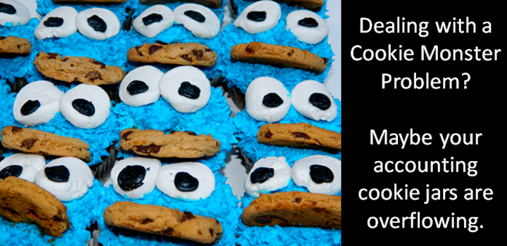 Have a Cookie Monster Problem?