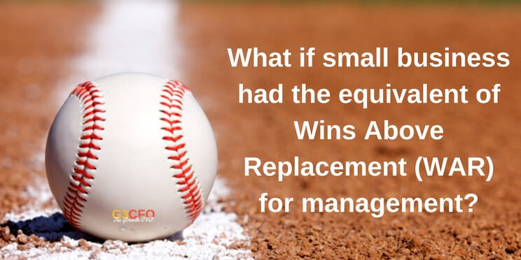 Wins Above Replacement in Business