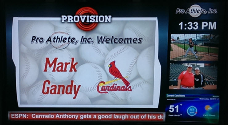 My Name is Mark Gandy